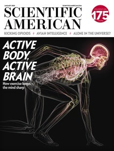 Scientific American Volume 322, Issue 1