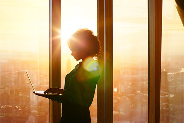 Women May Find Management Positions Less Desirable