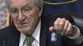 Senators Sound Off on Electronic Cigarettes