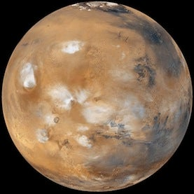 Mars-Life Hypothesis Gets a Fresh Look