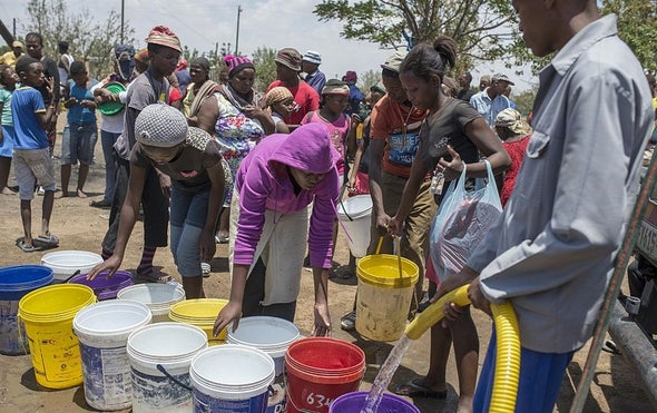 South Africa Pushes Science to Improve Daily Life