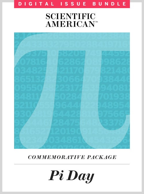 The Pi Day Commemorative Package
