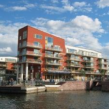 Eco-city Hammarby Sjostad, Stockholm