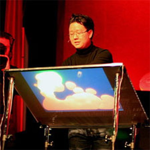 Magic Fingers: Digging Into Multi-Touch Technology with Both Hands