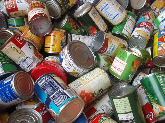 BPA Still Widely Used in Canned Goods