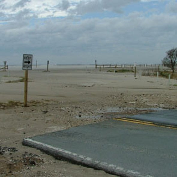 In Virginia, Encroaching Seas Pit Parking against Preservation