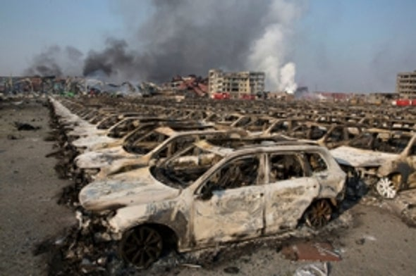 Firm in China Chemical Blast Skirted Safety Rules