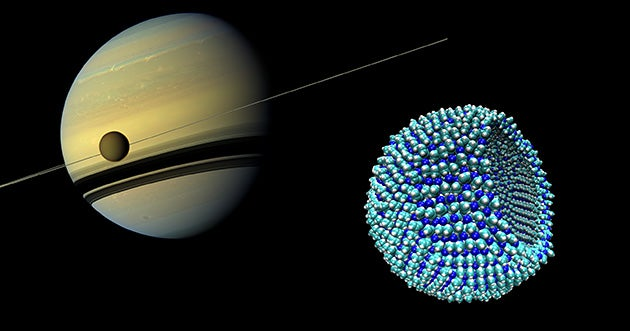 Ultracold-Resistant Chemical on Titan Could Allow It to Harbor Life
