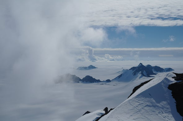 Antarctic Melt Rate Has Tripled in the Last 25 Years