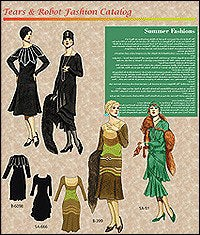 standardization of women's clothing