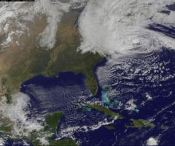 Sandy versus Katrina, and Irene: Monster Hurricanes by the Numbers