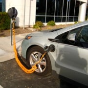 Electric Car Sales Up Despite Low Gasoline Prices