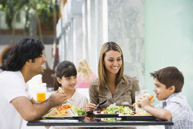 Healthy Friends Linked to Healthy Food Choices