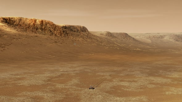 On Exploring Mars and Saving Endangered Species