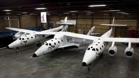 Deadly SpaceShipTwo Crash Caused by Co-Pilot Error: NTSB