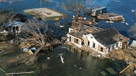 Billion-Dollar Disasters Shattered U.S. Record in 2020