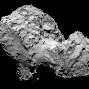 Duck-Shaped Comet Confounds Astronomers