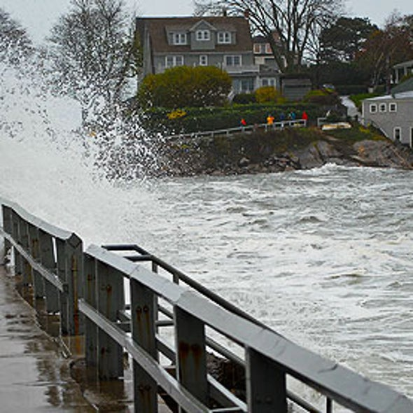 Wave of the Future: Sea Level Rises Not Letting Up Anytime Soon