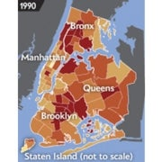 New York City's 20 Years of Declining Crime