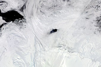 Storms, Salty Water Caused Mystery Hole in Antarctic Sea Ice
