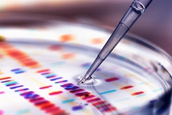 Experimental Gene Therapy Frees