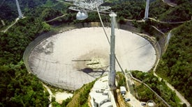 Search for Alien Life Ignites Battle over Giant Telescope