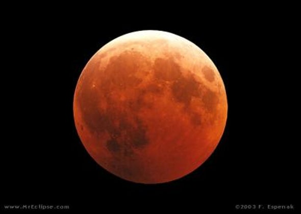 Viewing This Weekend's Lunar Eclipse