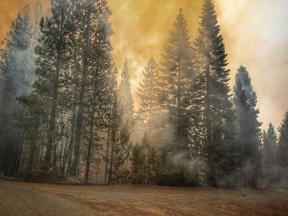 Climate Change Increases the Odds of Epic California Droughts