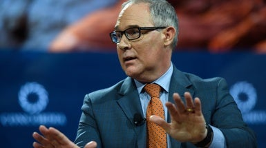 Trump Administration May Soon Ax Obama's Big Climate Rule