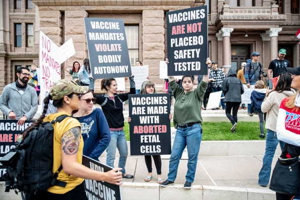 The Antiscience Movement Is Escalating, Going Global and Killing Thousands