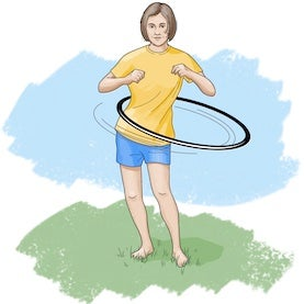 bsh hula hoop physics