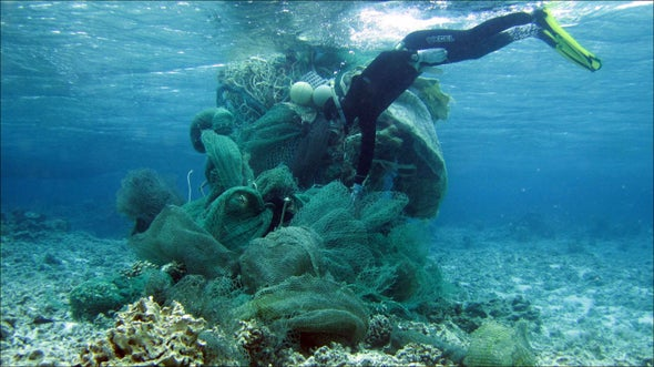 """""""Ghost Gear"""" Haunts the Oceans in a Growing Threat"""