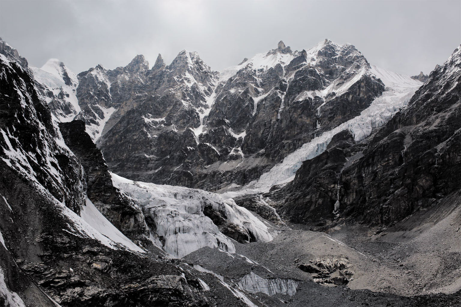 Mountain Water Supply to Two Billion People Could Change