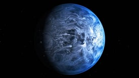 This Blue Alien Planet Is Not At All Earth-Like