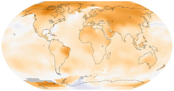 Climate Scientists Helped Create a Spurious Pause in Global Warming