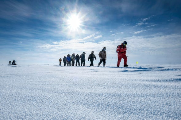 Coronavirus Crisis Impacts Ice-Locked Arctic Research Expedition