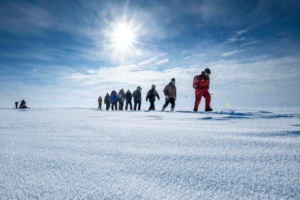 Coronavirus Crisis Impacts Ice-Locked Arctic Research Expedition