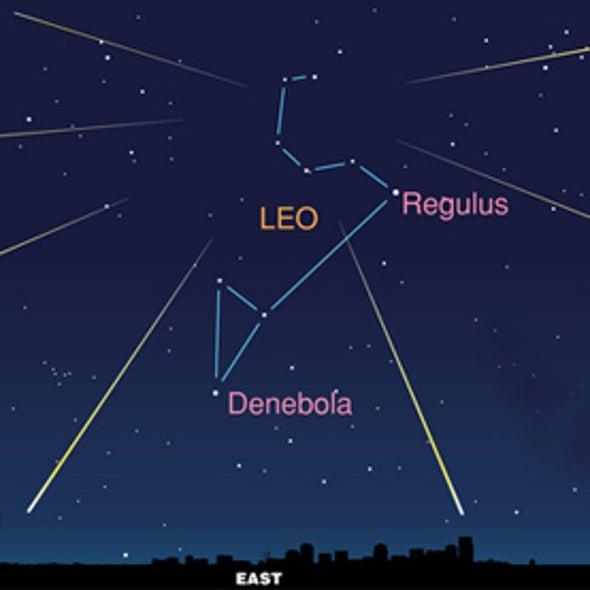 Leonid Meteor Shower Peaks Before Dawn Saturday