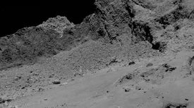 Rosetta Concludes Mission with a Crash