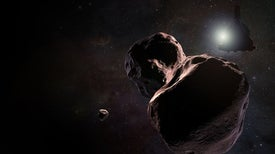Beyond Pluto, New Horizons' Next Target May Have a Moon