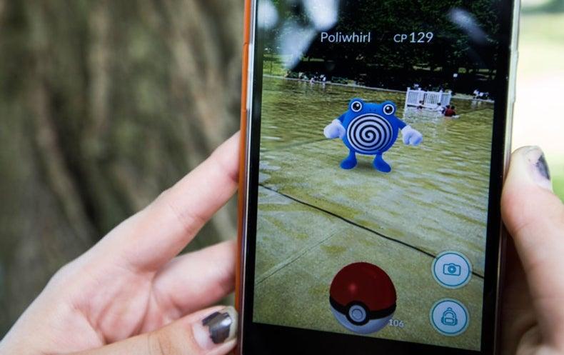 Is Pokémon GO Really Augmented Reality?
