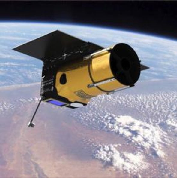 Crowdfunding Raises $1 Million for Asteroid Miners' Public Space Telescope