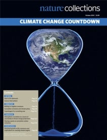 Nature Collections: Climate Change Countdown