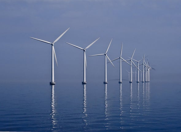 Offshore Wind Power May Finally Blow into U.S. Waters