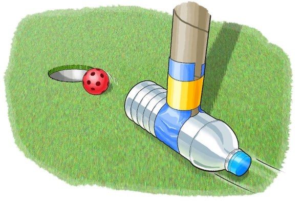 Make Your Own Sports Equipment
