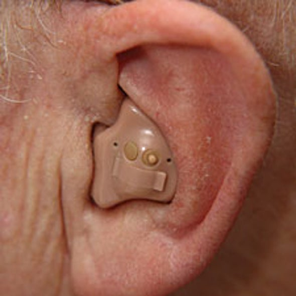 Loopy Hearing Aid Idea Brings In Speech Loud and Clear