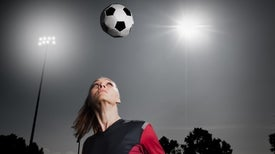 "Avoiding the ""Bobblehead Effect"": Strength Training Could Help Soccer Players"