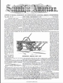 Scientific American Volume 3, Issue 26new