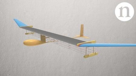 离子驱动:第一次飞行