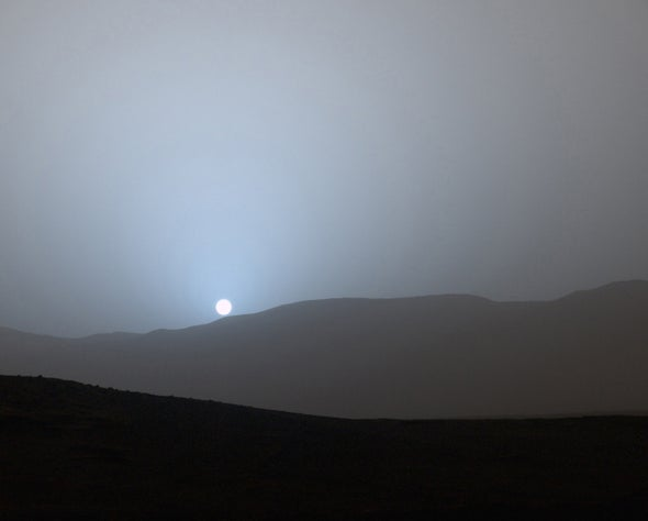 Oh the Places We Won't Go: Humans Will Settle Mars, and Nowhere Else [Excerpt]
